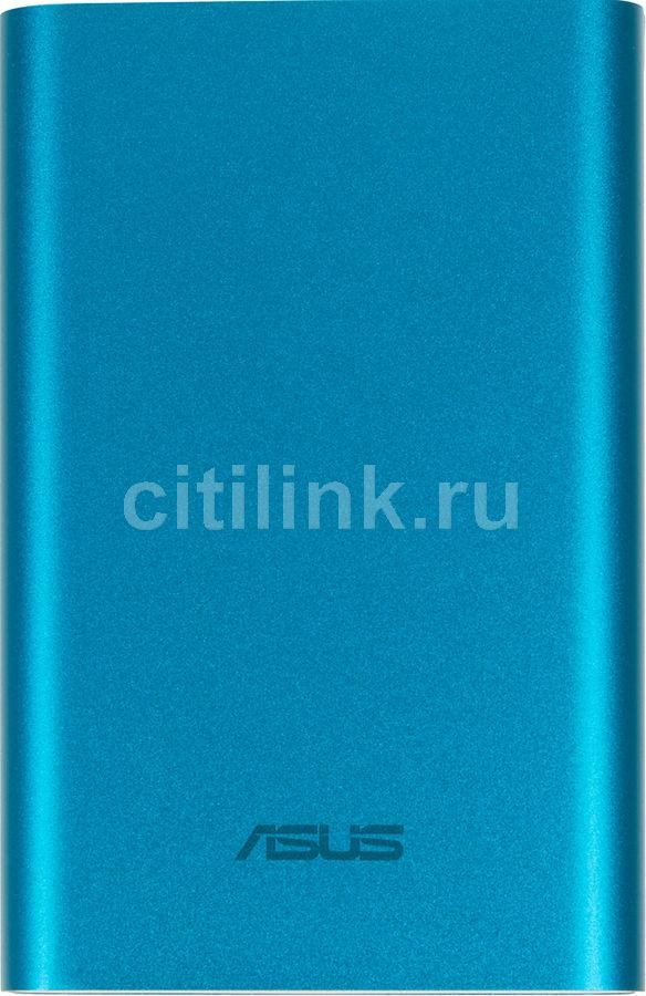 Внешний аккумулятор ASUS ZenPower ABTU005,  10050мAч,  синий [90ac00p0-bbt029]