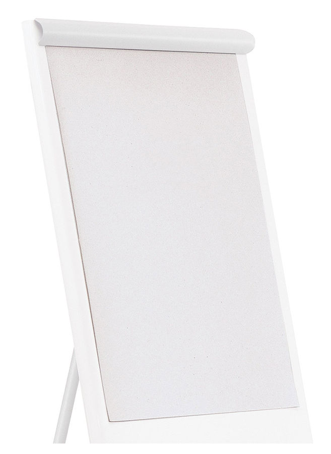 Блок бумаги для флипчартов Rocada 630 белый 20лист.
