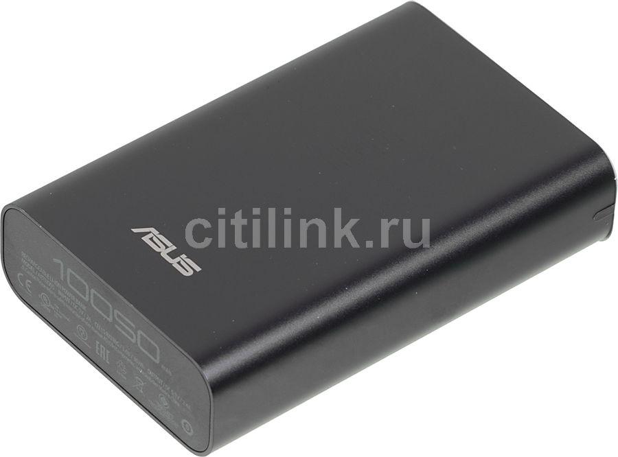 Внешний аккумулятор ASUS ZenPower ABTU005,  10050мAч,  черный [90ac00p0-bbt026]