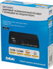Ресивер DVB-T2 BBK SMP132HDT2,  черный вид 7