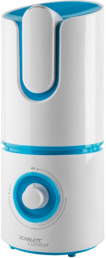 Увлажнитель воздуха SCARLETT SC-AH986M05,  белый  / голубой