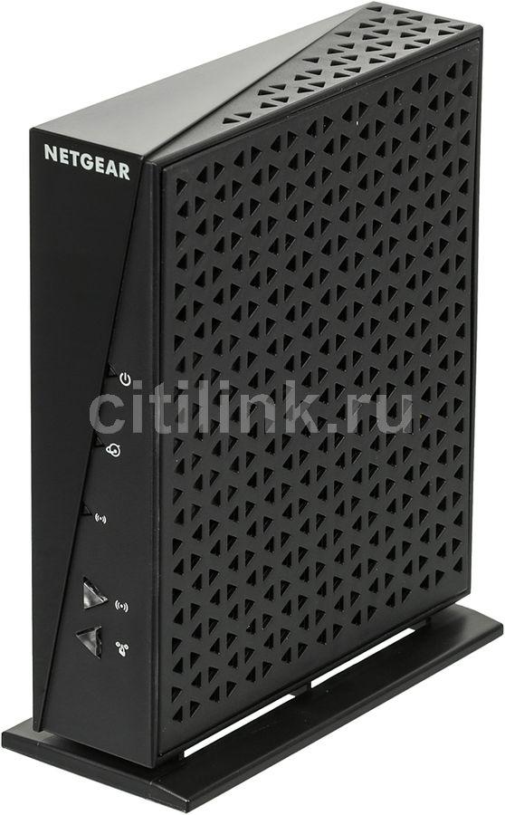 Беспроводной роутер NETGEAR WNR2000-200PES,  черный