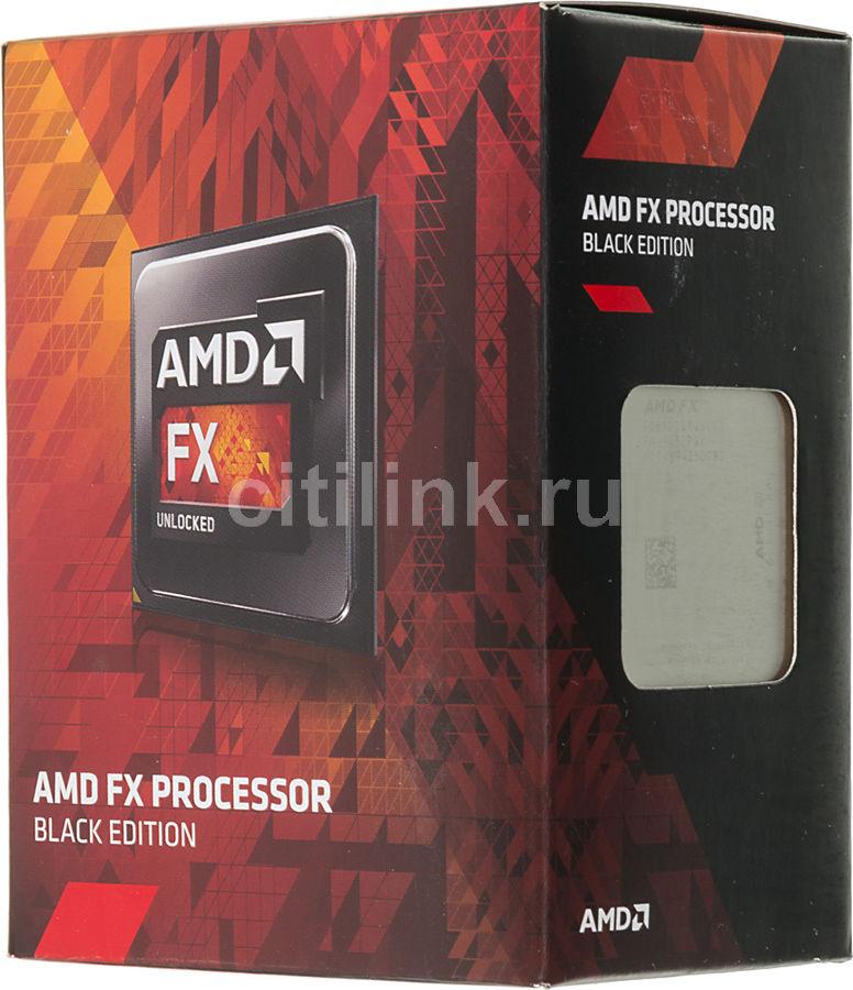 Процессор AMD FX 6100, SocketAM3+ BOX [fd6100wmgubox]
