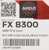 Процессор AMD FX 8300, SocketAM3+ BOX [fd8300wmhkbox] вид 9