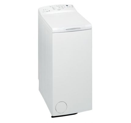 Стиральная машина WHIRLPOOL AWE 60710, вертикальная загрузка,  белый