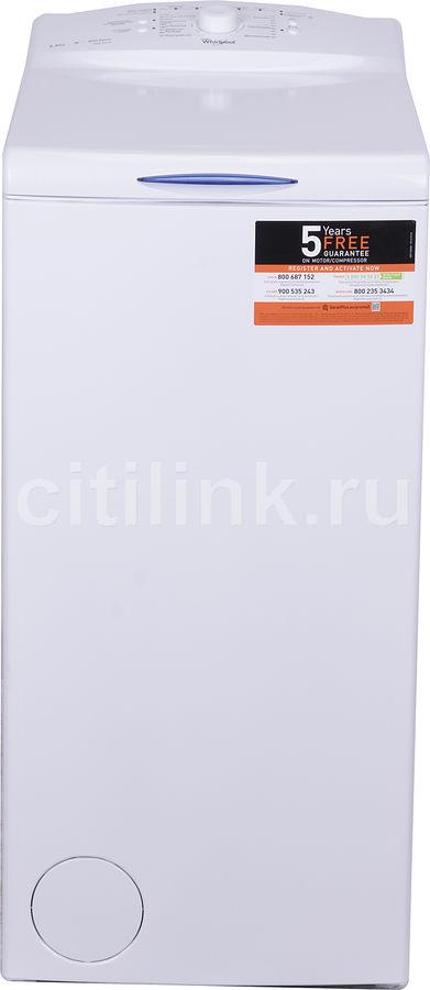 Стиральная машина WHIRLPOOL AWE 2215, вертикальная загрузка,  белый
