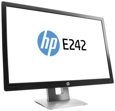 Монитор ЖК HP EliteDisplay E242 24