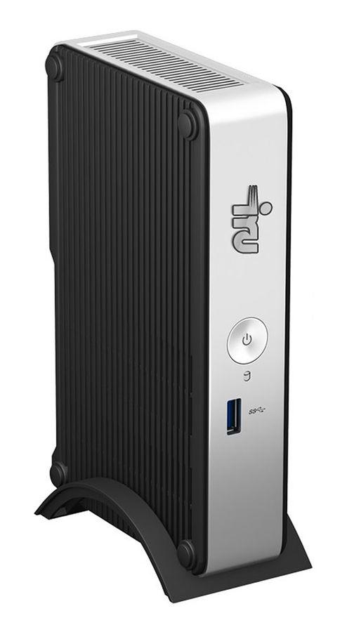 Неттоп  IRU NUC 110,  Intel  Atom  E3815,  DDR3L 4Гб, 500Гб,   HD Graphics,  Free DOS,  черный [339159]