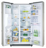 Холодильник DAEWOO FRN-X22B5CSI,  двухкамерный, серебристый вид 2