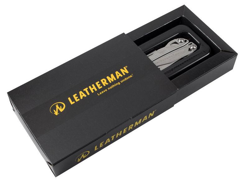 Мультитул LEATHERMAN Wingman, 14 функций,  серебристый [831437]