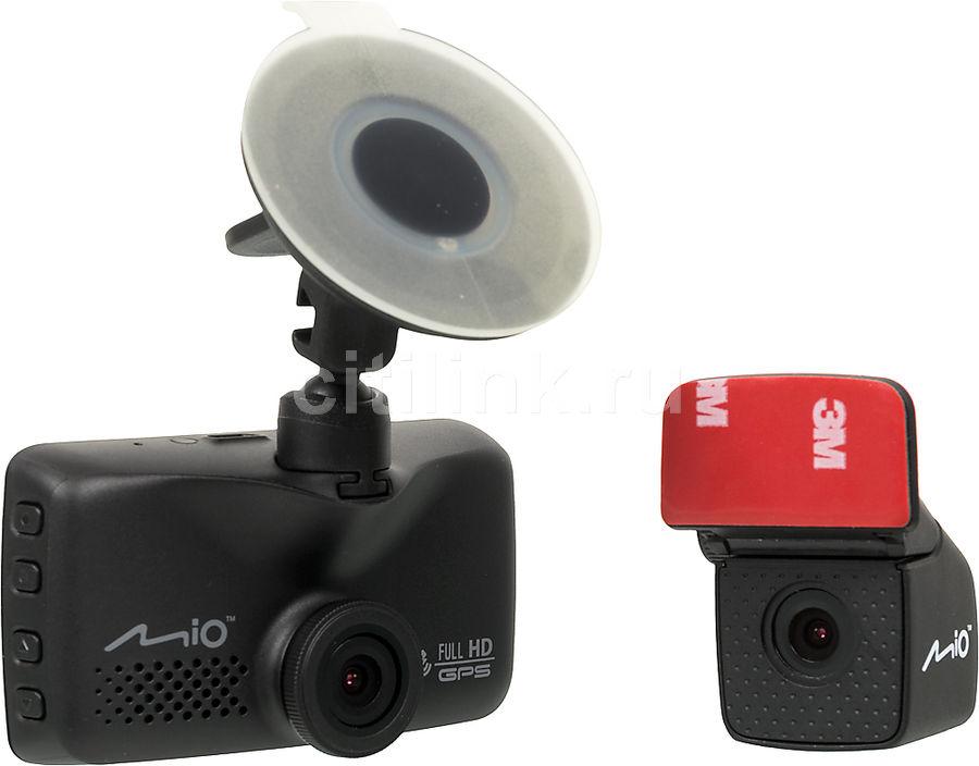 Видеорегистратор MIO MiVue 698 черный [5415n4890025]