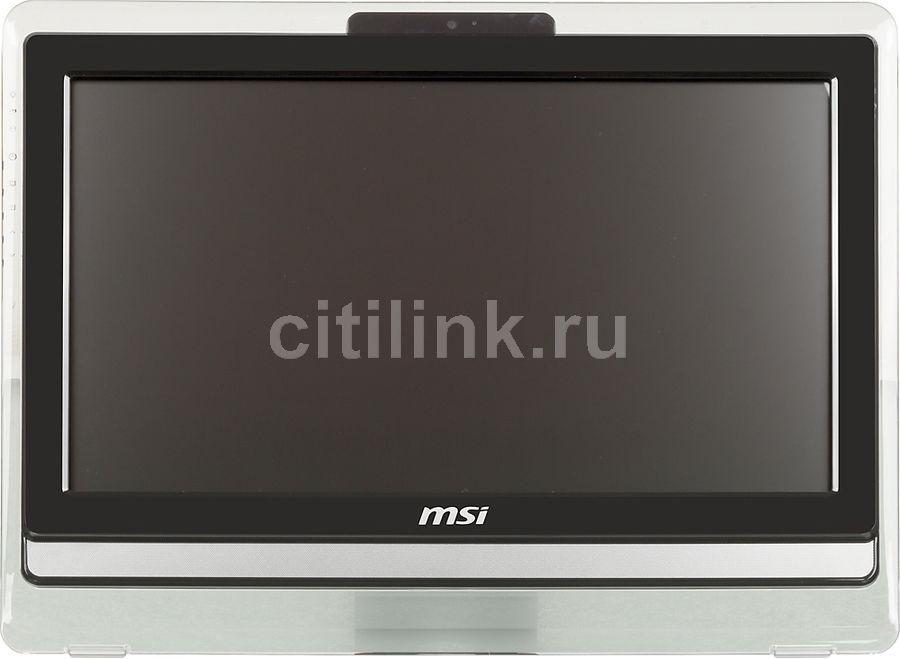 Моноблок MSI Pro 20ET 4BW-014RU, Intel Celeron N3150, 4Гб, 500Гб, Intel HD Graphics, DVD-RW, Windows 10, черный [9s6-aa8b11-014]