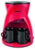 Кофеварка SCARLETT SC-CM33001, красный