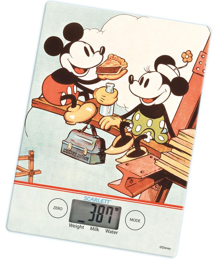 Весы кухонные SCARLETT SC-KSD57P98,  /рисунок