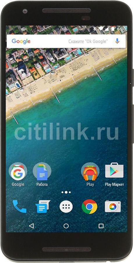 Смартфон LG Nexus 5X H791  32Gb, черный