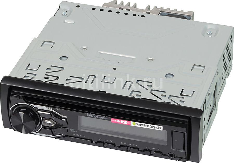 Автомагнитола PIONEER DEH-1800UBG,  USB
