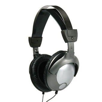 Наушники  CD-870, мониторы,  серый, проводные
