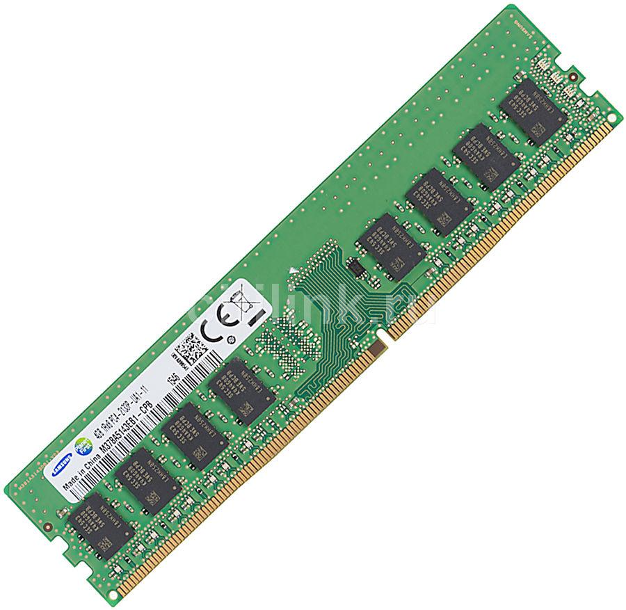 Модуль памяти SAMSUNG M378A5143EB1-CPBD0 DDR4 -  4Гб 2133, DIMM,  OEM