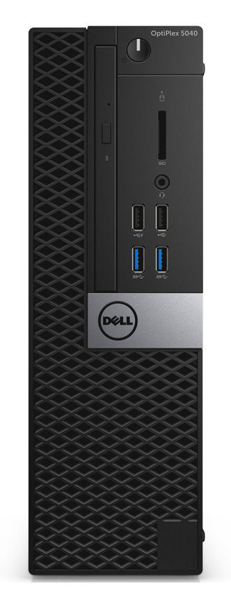 Компьютер  DELL Optiplex 5040,  Intel  Core i5  6500,  DDR3L 4Гб, 500Гб,  Intel HD Graphics 530,  DVD-RW,  Linux,  черный и серебристый [5040-1981]