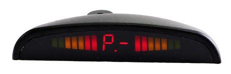 Парковочный радар SILVERSTONE F1 IP-430,  черный [interpower ip-430 black]