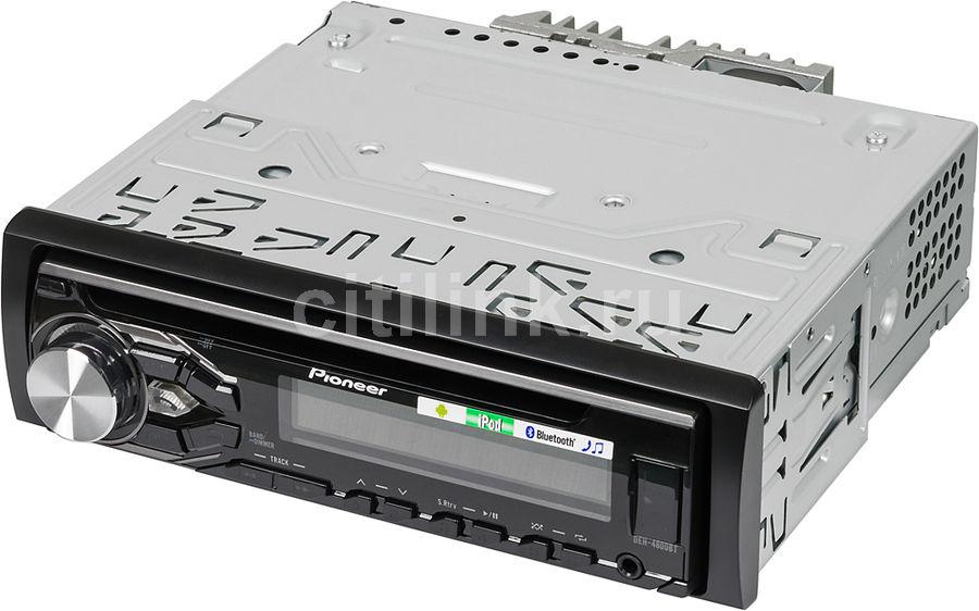 Автомагнитола PIONEER DEH-4800BT,  USB