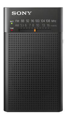 Радиоприемник SONY ICF-P26,  черный