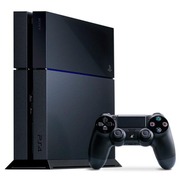 Игровая консоль SONY PlayStation 4 CUH-1208B, черный