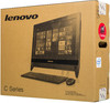Моноблок LENOVO C20-00, Intel Celeron N3050, 2Гб, 500Гб, Intel HD Graphics, Free DOS, белый [f0bb003brk] вид 10