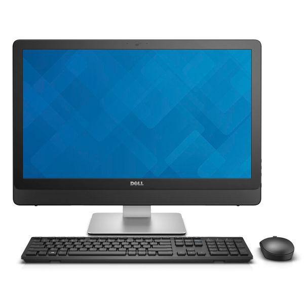 Моноблок DELL Inspiron 5459, Intel Core i5 6400T, 8Гб, 1000Гб, nVIDIA GeForce 930M - 4096 Мб, DVD-RW, Windows 10 Home, черный и серебристый [5459-1721]