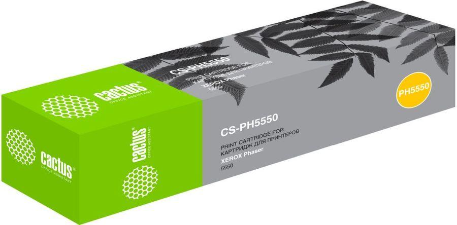 Картридж CACTUS CS-PH5550 черный