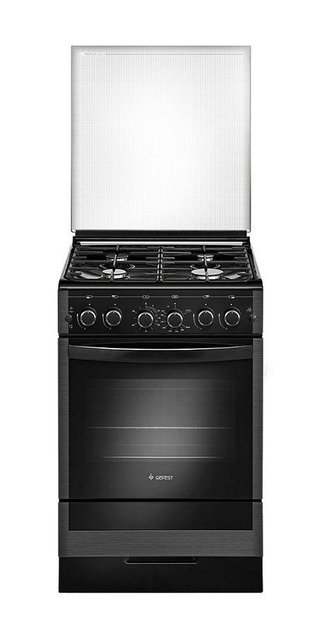 Газовая плита GEFEST ПГ 5300-02 0046,  газовая духовка,  черный