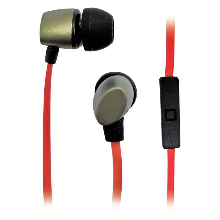 Гарнитура BBK EP-1560S, вкладыши,  бронзовый/оранжевый, проводные