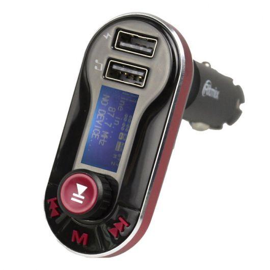 FM-трансмиттер RITMIX FMT-A780