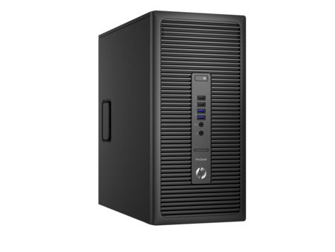Компьютер  HP ProDesk 600 G2,  Intel  Pentium  G4400,  DDR4 4Гб, 500Гб,  Intel HD Graphics 510,  DVD-RW,  Windows 7 Professional,  черный [t4j56ea]