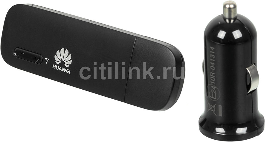Модем HUAWEI e8231b 3G, внешний, черный [51071dfm]