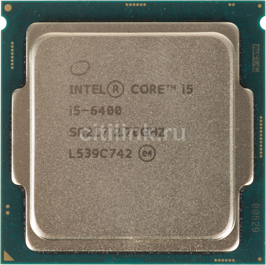 Процессор INTEL Core i5 6400, LGA 1151 * OEM [cm8066201920506s r2l7] процессор intel core i5 6400 2 7ghz 6mb socket 1151 oem