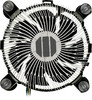 Процессор INTEL Core i5 6600, LGA 1151 * BOX [bx80662i56600 s r2l5] вид 6