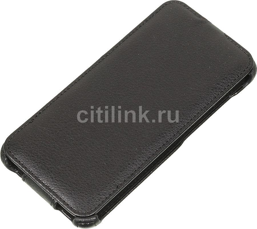 Чехол (флип-кейс) ARMOR-X flip, для HTC Desire 620G, черный