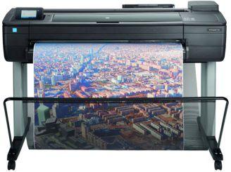 "Плоттер HP Designjet T730,  36"" [f9a29a]"