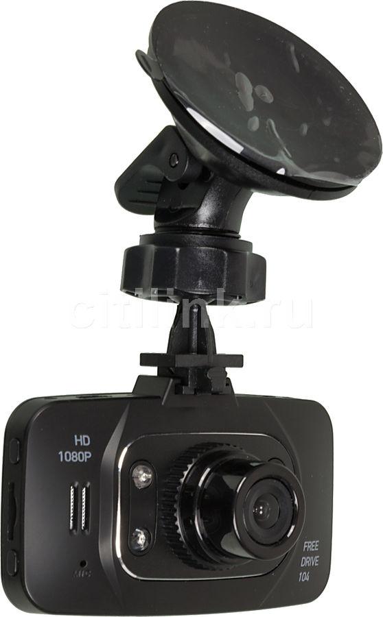Видеорегистратор DIGMA FreeDrive 104 черный