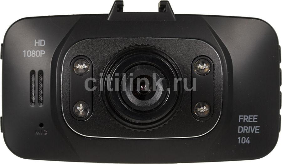 Видеорегистраторы автомобильные DIGMA Видеорегистратор DIGMA FreeDrive 104 черный - фото 8