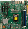 Серверная материнская плата SUPERMICRO MBD-X11SSH-F-O,  Ret вид 1