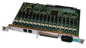 Дополнительные линии Panasonic KX-TDA0174XJ 16port for TDA100/200