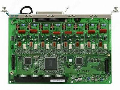 Дополнительные линии Panasonic KX-TDA0180X 8port for TDA100/200