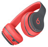 Гарнитура BEATS Solo 2 WL SE2 Active Collection, MKQ22ZE/A, накладные,  красный, беспроводные bluetooth вид 6