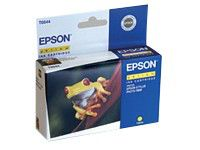 Картридж EPSON C13T054440 желтый [c13t05444010]