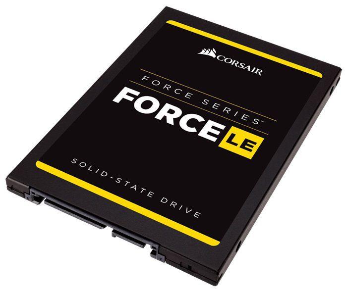 SSD накопитель CORSAIR Force LE 200 CSSD-F480GBLEB 200 480Гб, 2.5