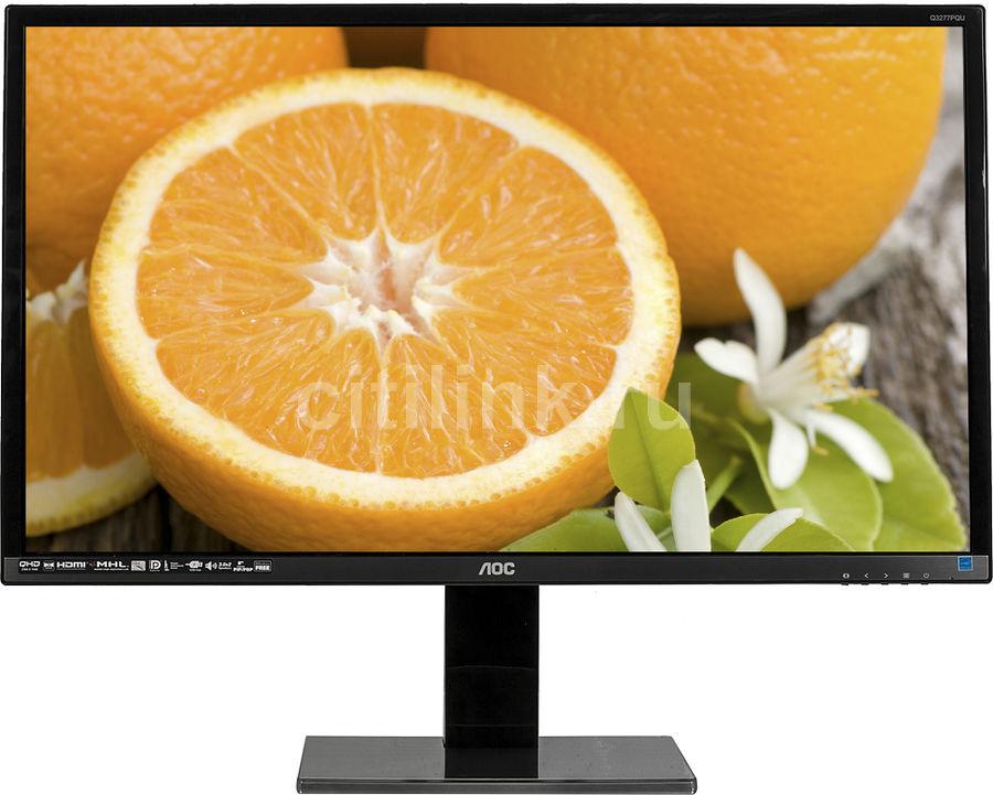 Монитор ЖК AOC Professional Q3277PQU 32