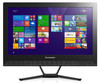 "Моноблок Lenovo C40-30 21.5"" Full HD i3 5005U/4Gb/500Gb/820 2Gb/DVDRW/DOS/kb/m/черный 1920x1080 [f0b400yerk] вид 1"