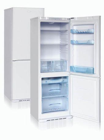 Холодильник БИРЮСА Б-143SN,  двухкамерный,  белый